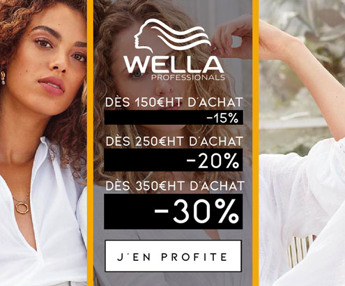 Promotions wella Janvier 2020