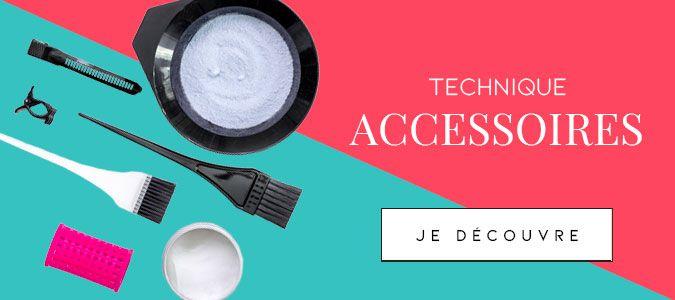 Accessoires pour technique