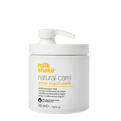 Active Yogurt Mask Natural Care - Milk_Shake -  500 ml