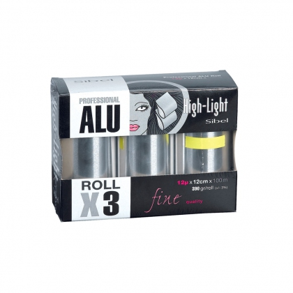 Aluminium pour mèches High Light - 12 cm