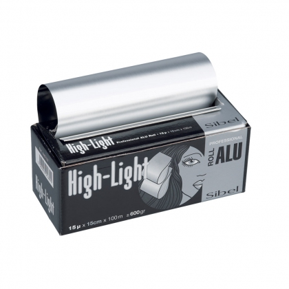 Aluminium pour mèches High Light - 15 cm