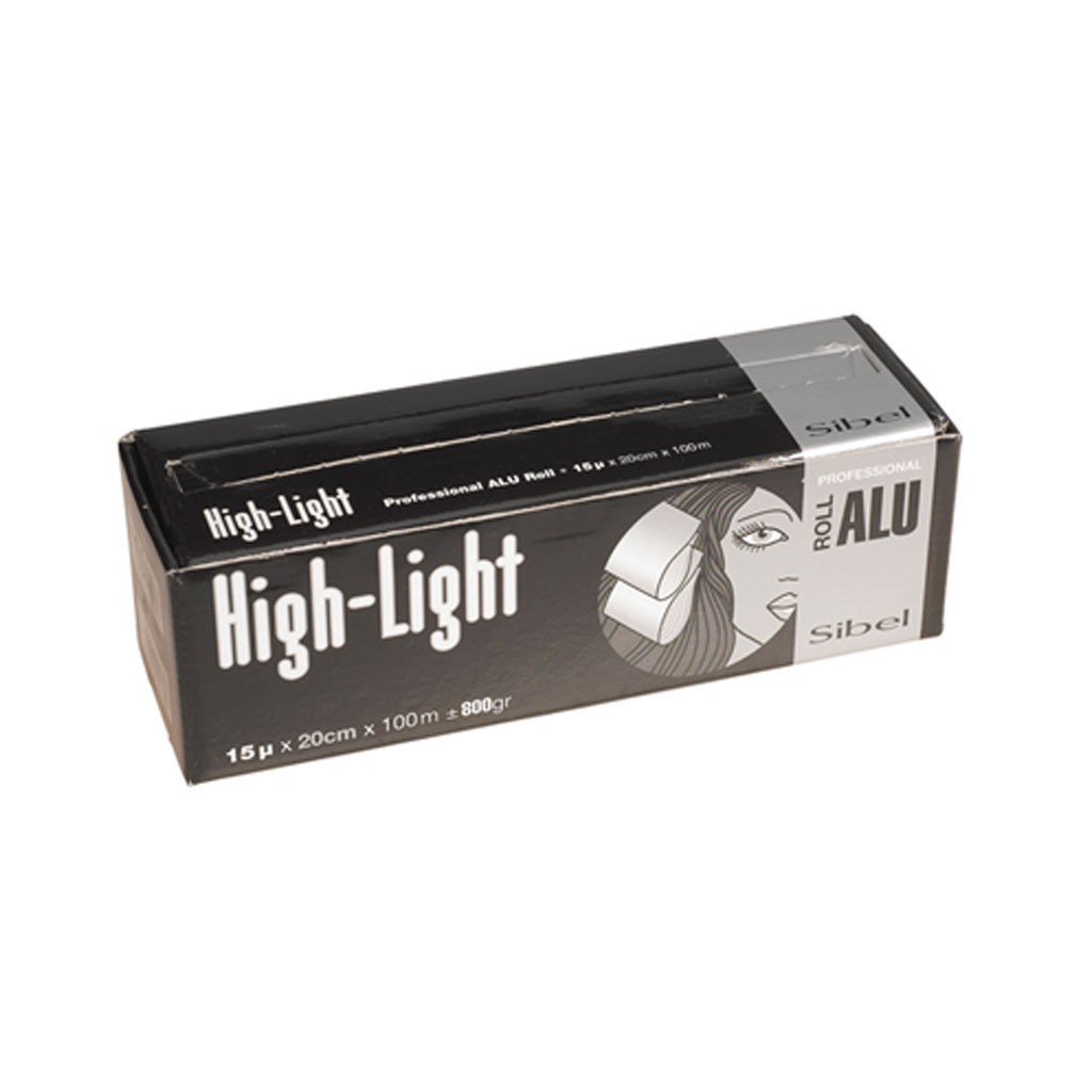 Aluminium pour mèches High Light - 20 cm