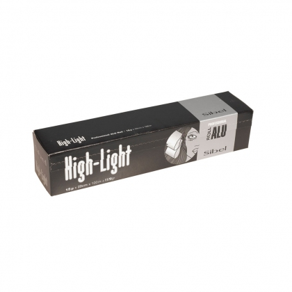 Aluminium pour mèches High Light - 29 cm