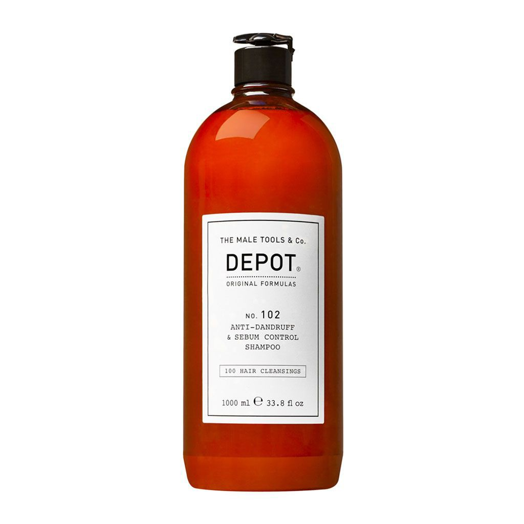 Anti-Dandruff & Sebum Control Shampoo No. 102 - Depot - 1 L