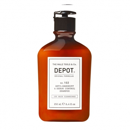 Anti-Dandruff & Sebum Control Shampoo No. 102 - Depot - 250 ml