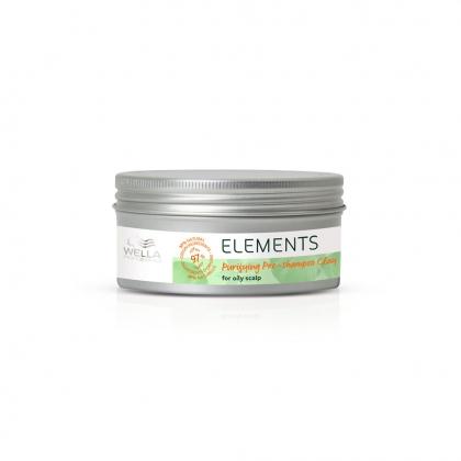 Argile Pré-shampooing purifiant Elements