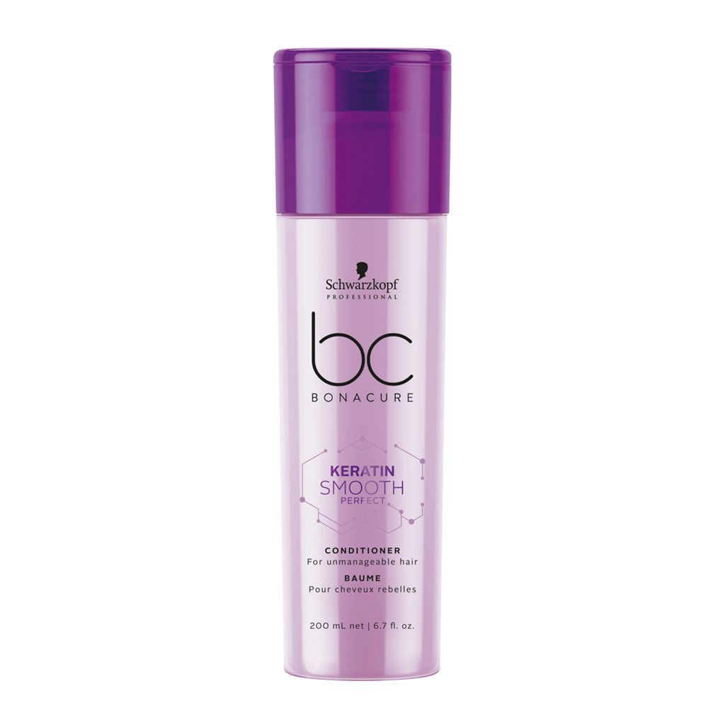 Baume Keratin Smooth Perfect BC Bonacure - Schwarzkopf Professional - 200 ml