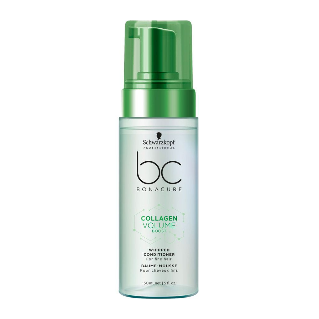 Baume - mousse Collagen Volume Boost BC Bonacure - Schwarzkopf Professional - 150 ml