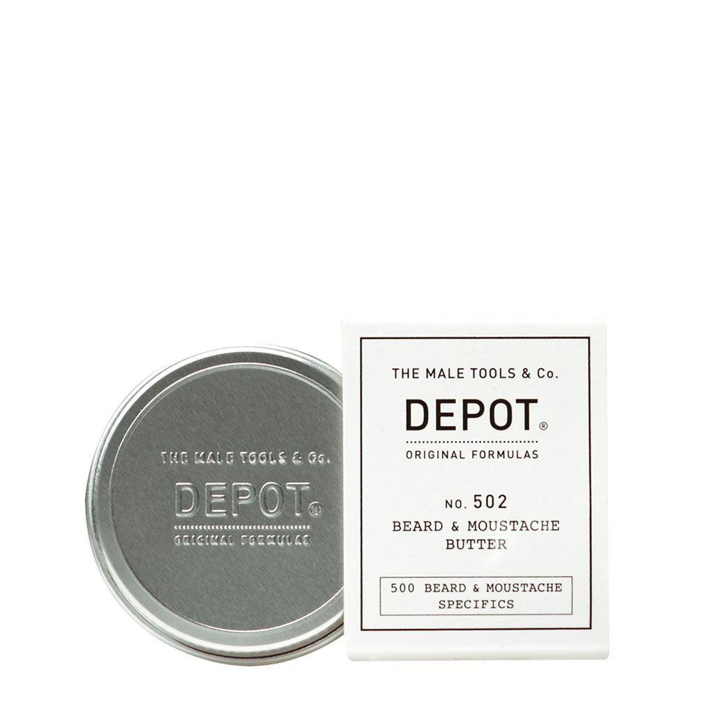 Beard & Moustache Butter No. 502 - Depot - 30 ml