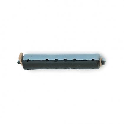 Bigoudis bi-color Tradition - 91 mm - gris/noir