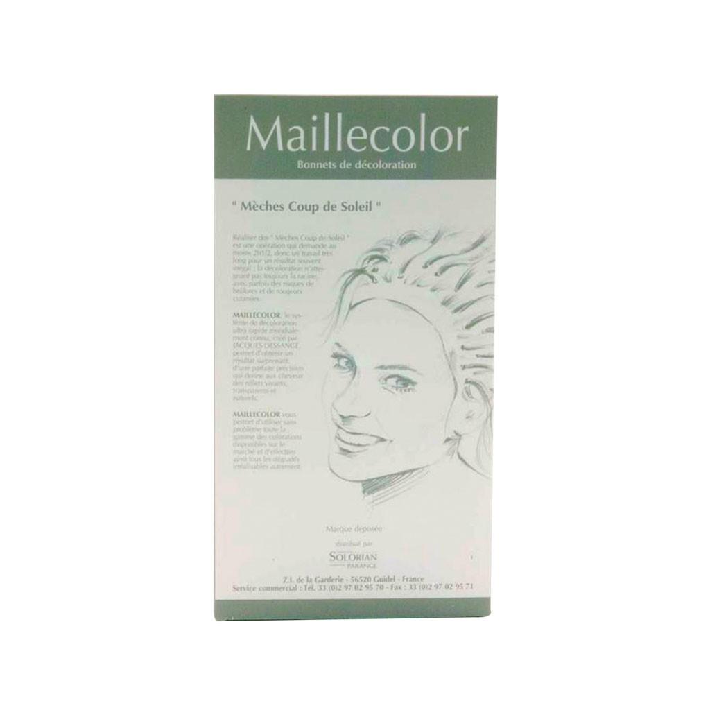 Bonnets mèches Maillecolor