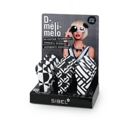 Brosse D-Méli-Mélo collection graphique