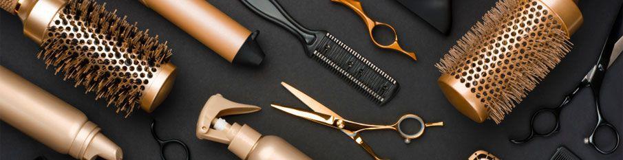 Catégorie matériel coiffure
