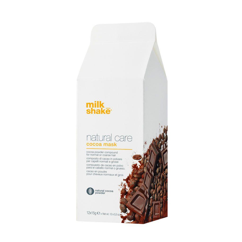 Cocoa Mask Natural Care - Milk_Shake -  12 x 15 gr