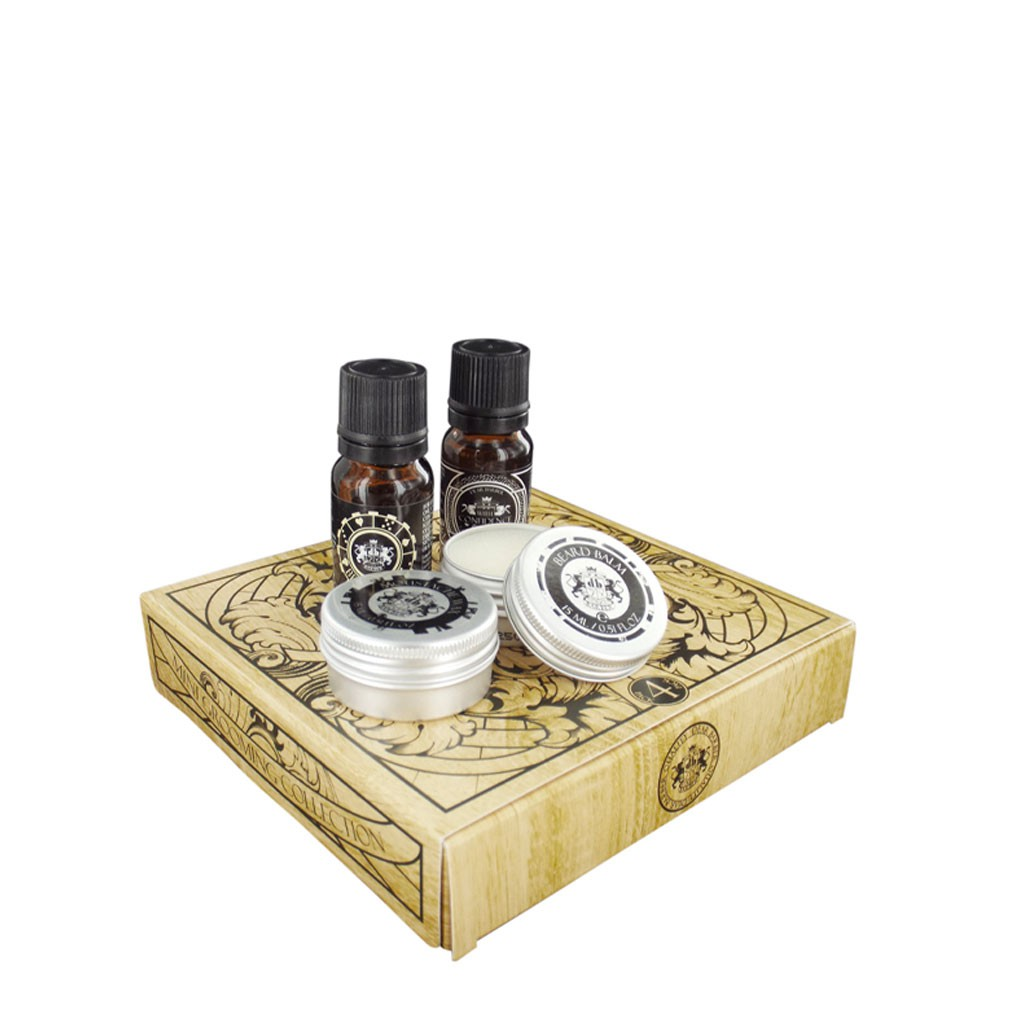 Coffret Mini Grooming Collection Dear Barber