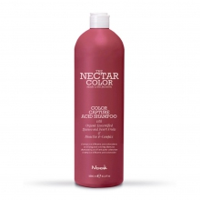 Color Capture Acid Shampoo The Nectar Color - Nook - 1 L