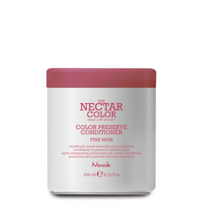 Color Preserve Conditioner Fine Hair The Nectar Color - Nook - 250 ml