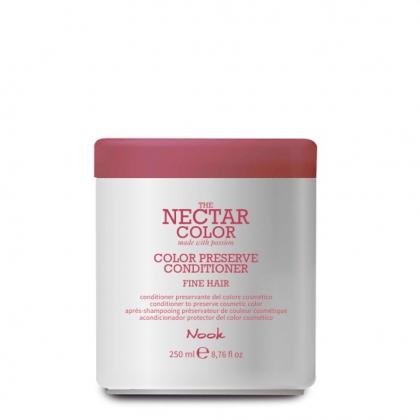 Color Preserve Conditioner Fine Hair The Nectar Color - Nook - 250 ml