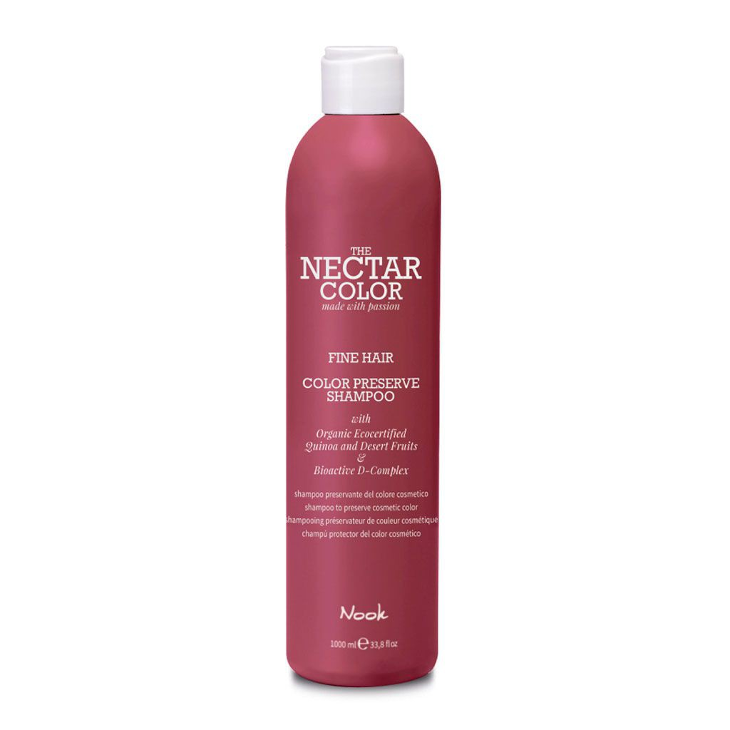 Color Preserve Shampoo Fine Hair The Nectar Color - Nook - 300 ml