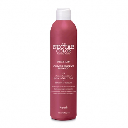 Color Preserve Shampoo Thick Hair The Nectar Color - Nook - 300 ml