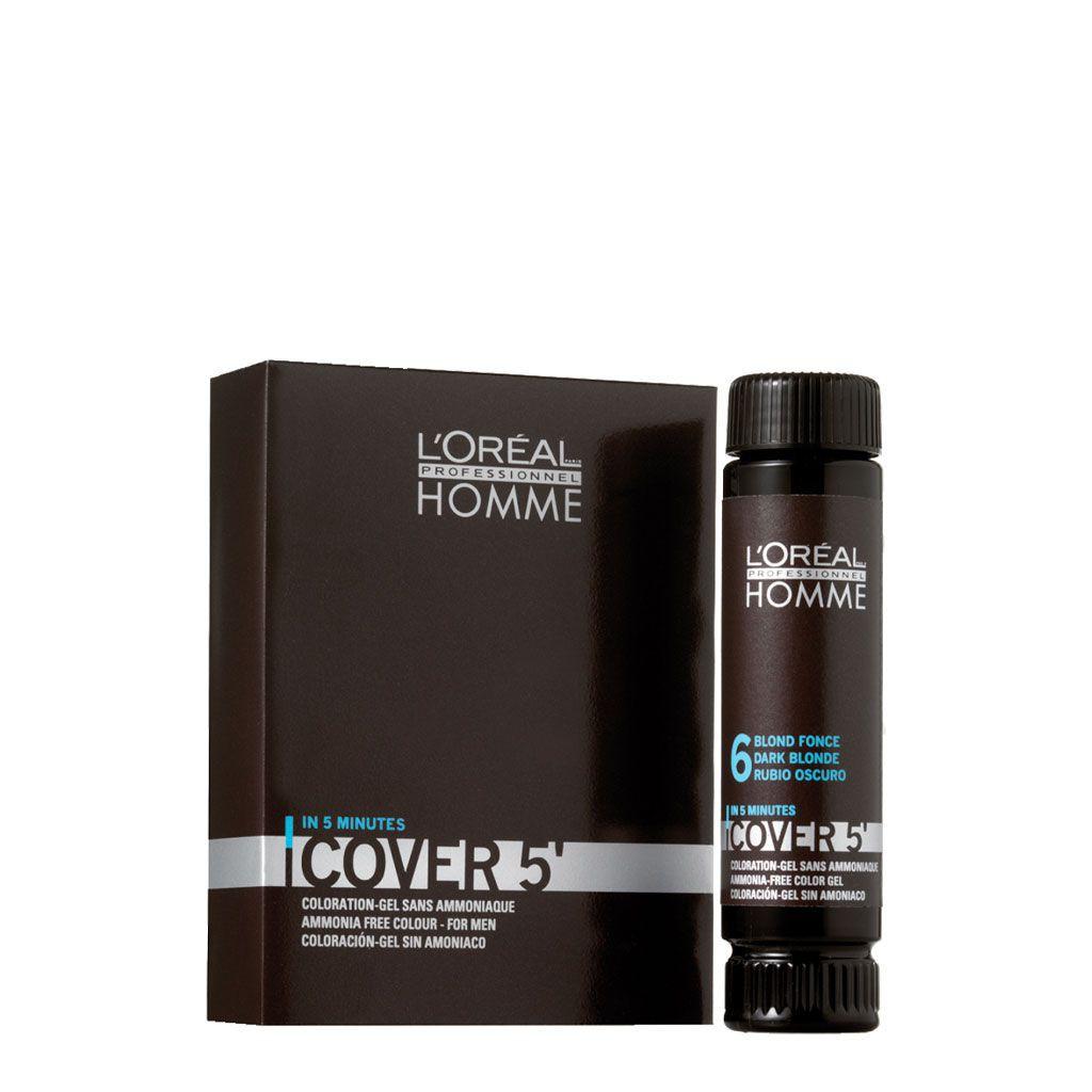 Coloration Cover 5\' Homme - L\'Oréal Professionnel - 50 ml