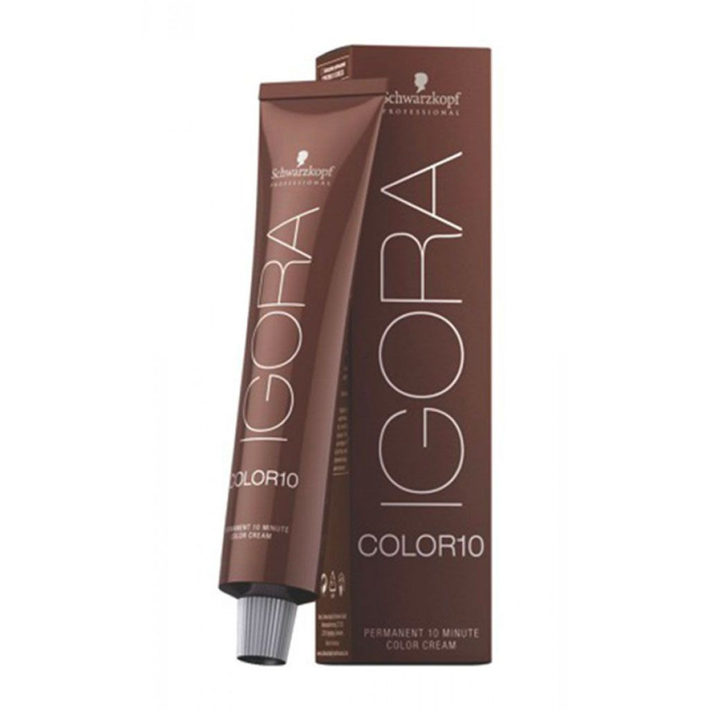 Coloration permanente Igora Color10 - Schwarzkopf Professional - 60 ml