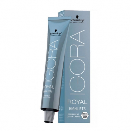 Coloration permanente Igora Royal Highlifts - Schwarzkopf Professional - 60 ml