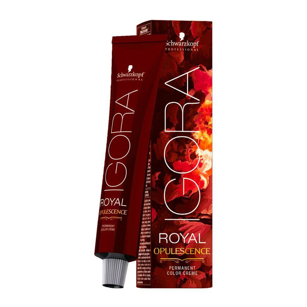 Coloration permanente Igora Royal Opulescence - Schwarzkopf Professional - 60 ml
