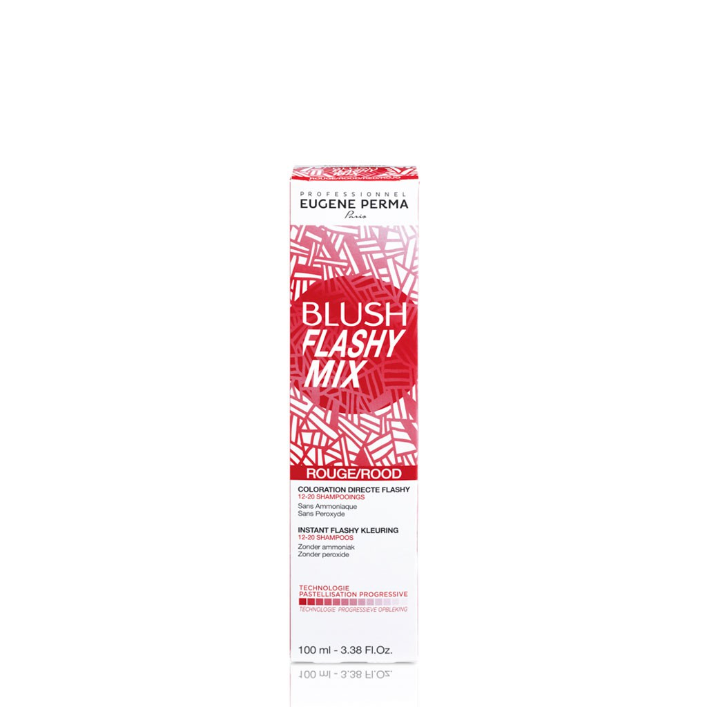 Coloration temporaire Blush Flashy Mix - Eugène Perma Professionnel - 100ml