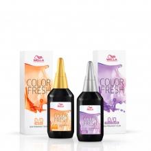 Coloration temporaire Color Fresh - Wella Professionals - 75 ml