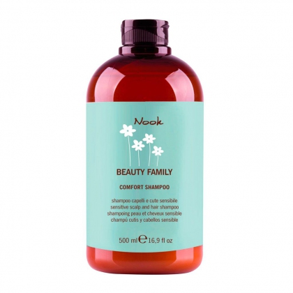 Comfort Shampoo Beauty Family - Nook - 500 ml