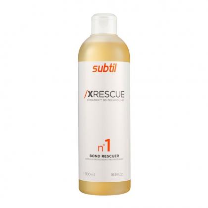 Complexe protecteur et restructurant anti-casse Bond Rescuer n°1 XRescue - Subtil - 500 ml