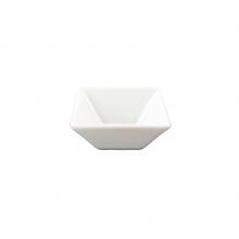 Coupelle carré en porcelaine