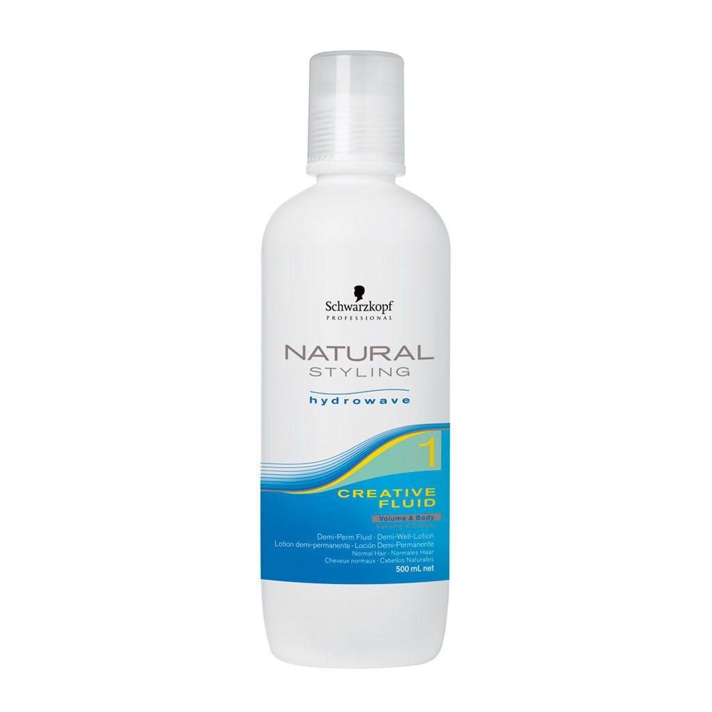 Creative Fluid Natural Styling - Schwarzkopf Professional - 500 ml