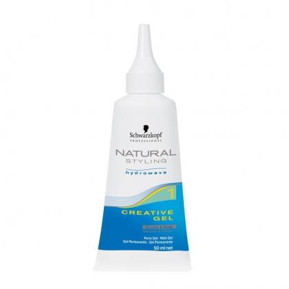 Creative Gel - Natural Styling Schwarzkopf Professional - 50 ml