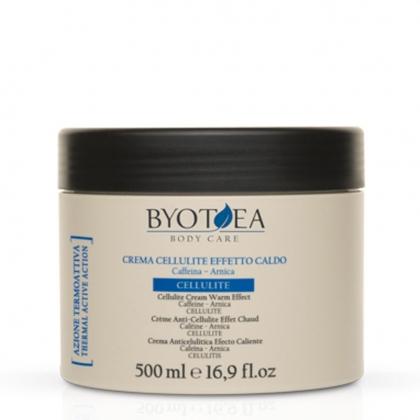 Crème Anti-cellulite Effet Chaud - Byotea