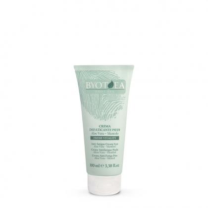 Crème anti-fatigue pieds - Byotea