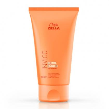 Crème anti-frisottis Nutri-Enrich Invigo - Wella Professionals - 150 ml