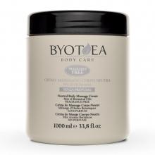 Crème de Massage Neutre sans parfum - Byotea