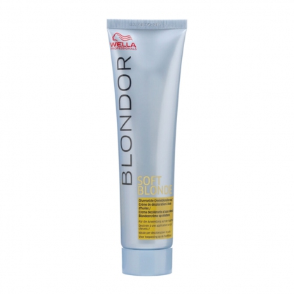 Crème décolorante Soft Blonde Blondor - Wella Professionals - 200 ml