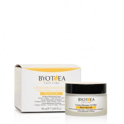 Crème Hydratante 24 heures - Byotea