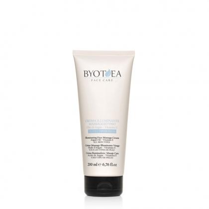 Crème Massage Illuminante Visage - Byotea