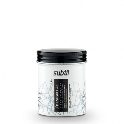 Crème mousse modelante Design Lab - Subtil - 100 ml
