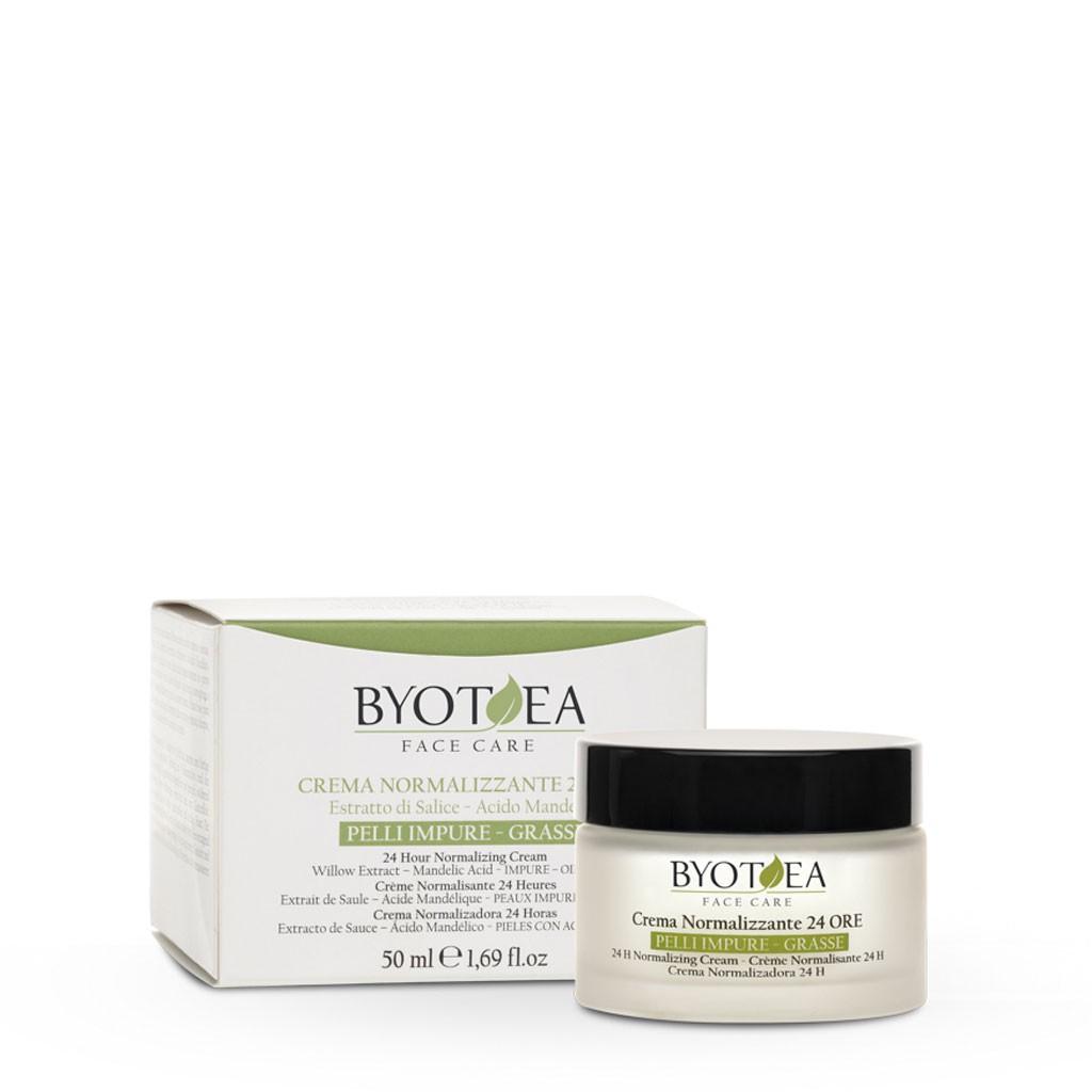 Crème Normalisante 24 heures - Byotea