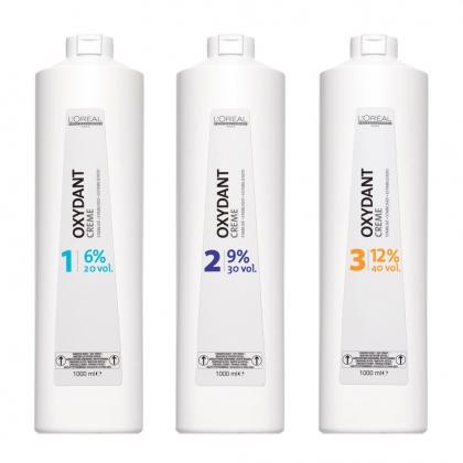 Crème Oxydante - L\'Oréal Professionnel - 1000 ml