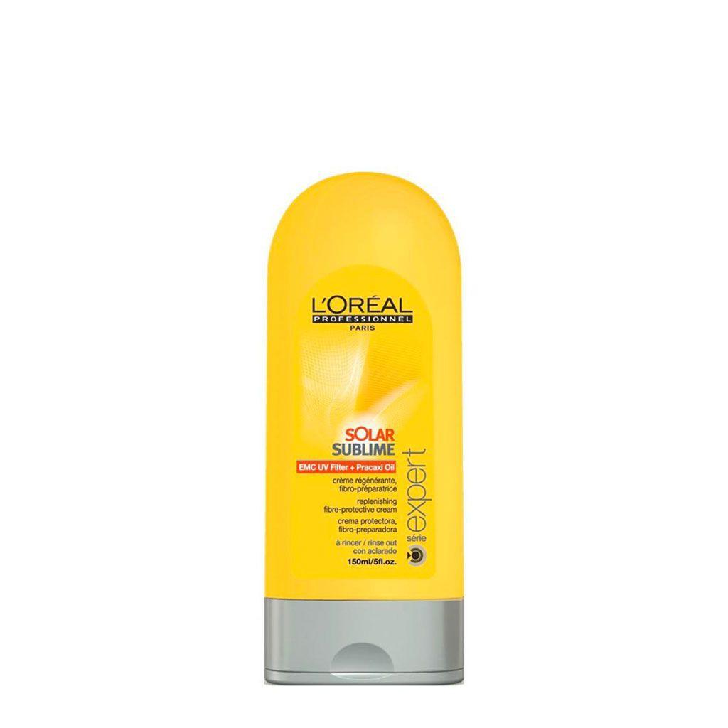 Crème régénérante fibro-réparatrice Solar Sublime Série Expert - L\'Oréal Professionnel - 150 ml