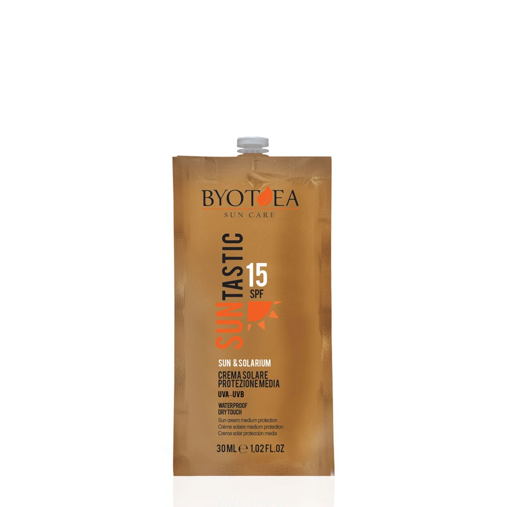 Crème Solaire Moyenne Protection - Byotea