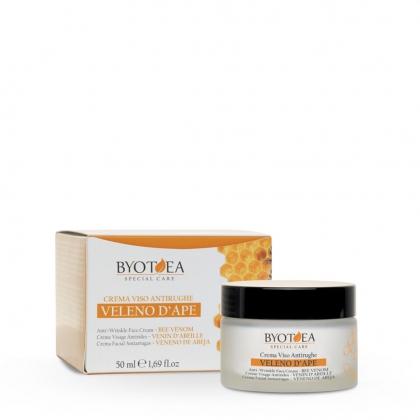 Crème Visage Anti-rides - Byotea