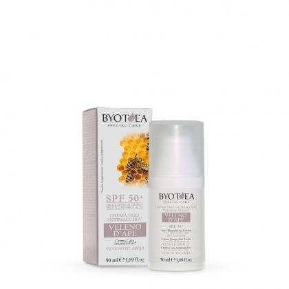 Crème Visage Anti-tache Très Haute Protection - Byotea