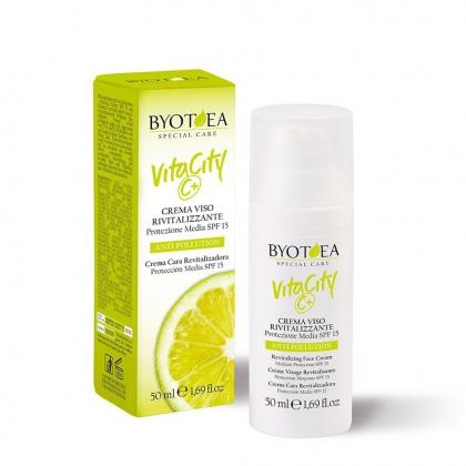 Crème visage revitalisant Vitacity C+